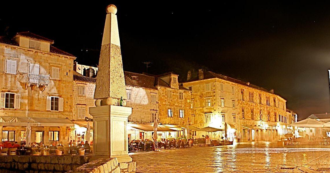 Villa Fora Accommodation, Old town, Dalmatia, Hvar Croatia