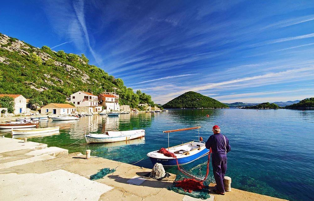 Island of Mljet, Adriatic sea, Private tour, Croatia