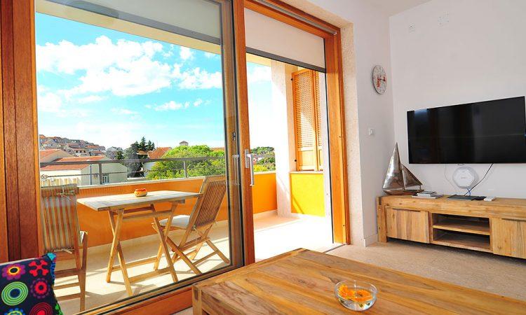 Villa Fora Accommodation, Studio Apartment Orange, Hvar Croatia